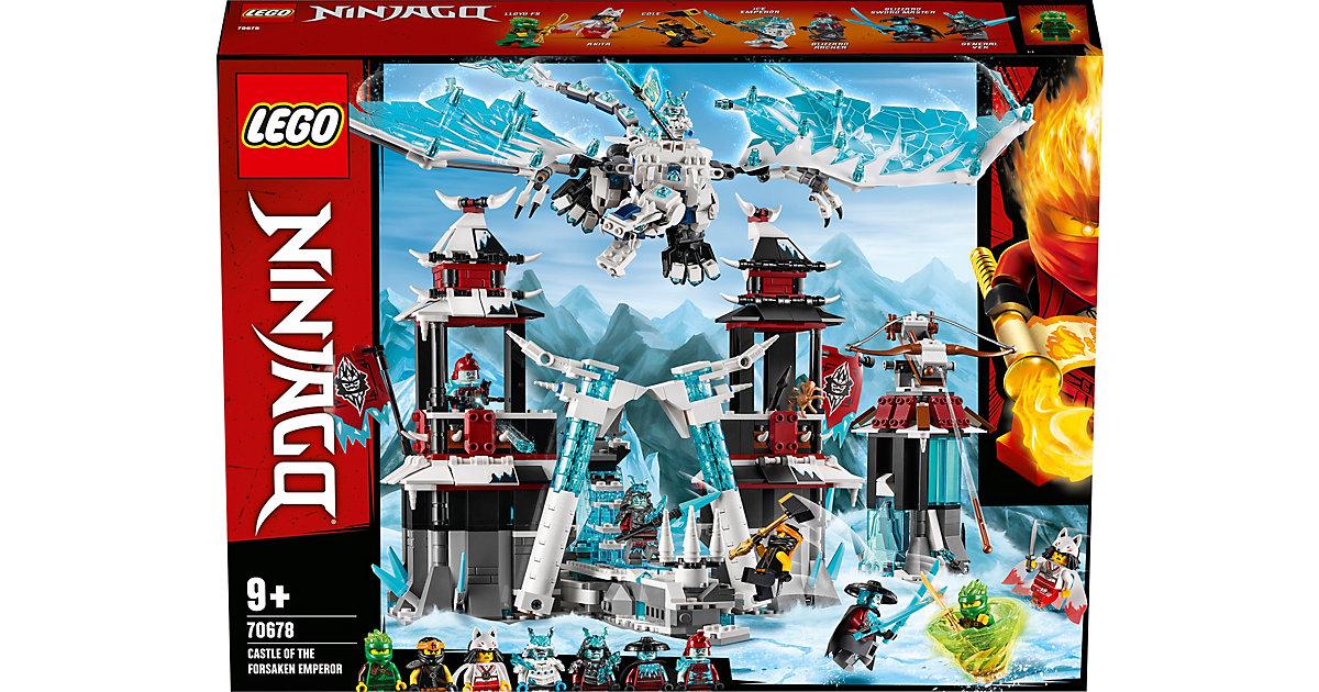 LEGO · LEGO 70678 Ninjago: Festung im ewigen Eis
