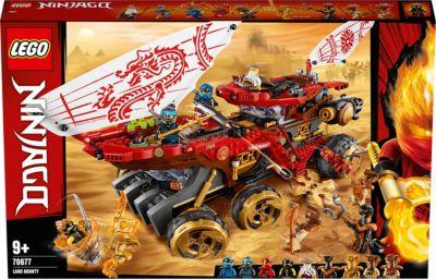 Конструктор LEGO Ninjago 70677: Райский уголок