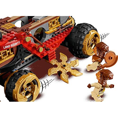 Конструктор LEGO Ninjago 70677: Райский уголок от LEGO