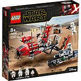 Конструктор LEGO Star Wars 75250: Погоня на спидерах