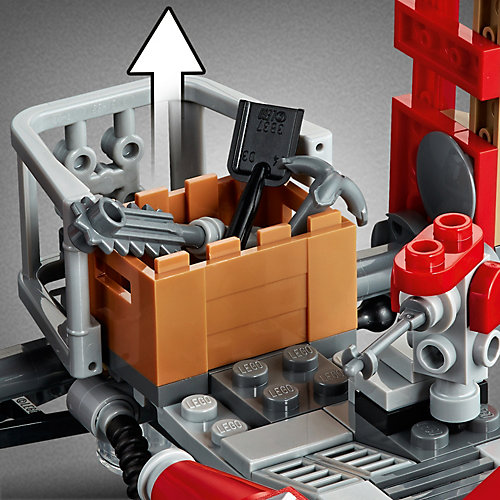 Конструктор LEGO Star Wars 75250: Погоня на спидерах от LEGO