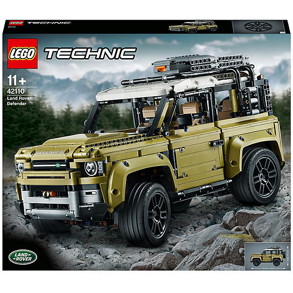 LEGO 42110 Technic: Land Rover Defender