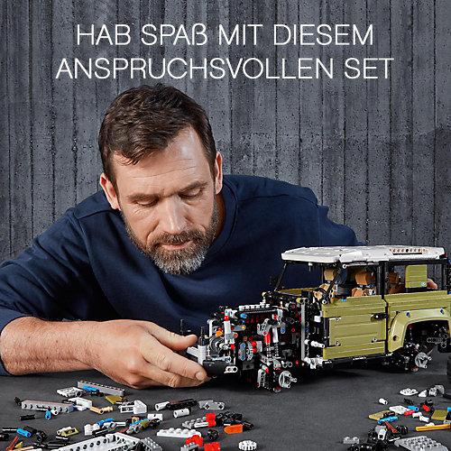 Конструктор LEGO Technic Land Rover Defender 42110 от LEGO