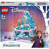 Конструктор LEGO Disney Princess 41168: Шкатулка Эльзы