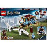 "Конструктор LEGO Harry Potter ""Карета школы Шармбатон: приезд в Хогвартс"", 430 деталей, арт 75958"