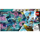 "Конструктор LEGO Hidden Side ""Старый рыбацкий корабль"", 310 деталей, арт 70419"