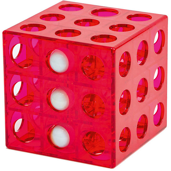 SCube: Labyrinth Cube Beginner - Red