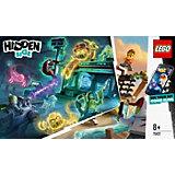 """Конструктор LEGO Hidden Side """"Нападение на закусочную"""", 578 деталей, арт 70422"""