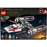 Конструктор LEGO Star Wars 75249: Звёздный истребитель Повстанцев типа Y