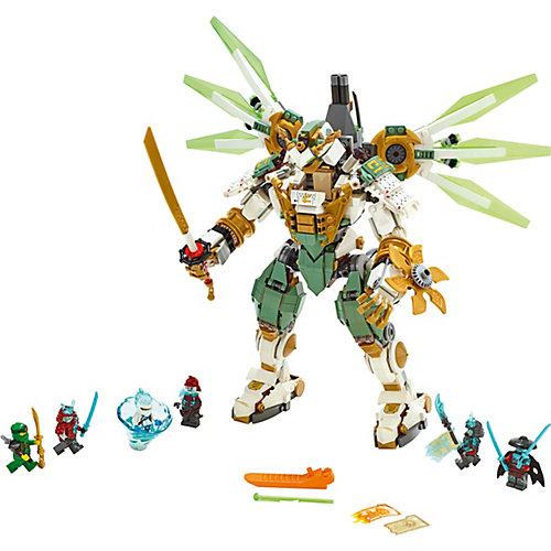Конструктор LEGO Ninjago 70676: Механический Титан Ллойда от LEGO