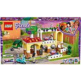 Конструктор LEGO Friends 41379: Ресторан Хартлейк Сити