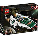 Конструктор LEGO Star Wars 75248: Звёздный истребитель Повстанцев типа А