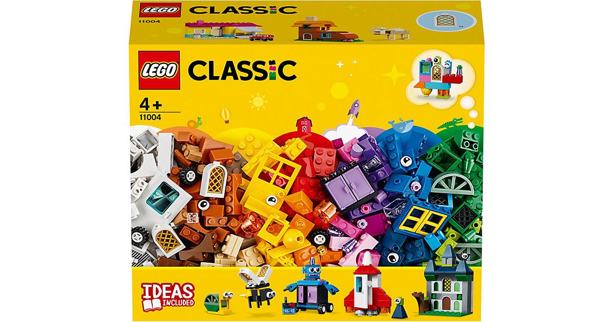 LEGO 11004 Classics: LEGO Bausteine - kreativ mit Fenstern