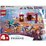 Конструктор LEGO Disney Princess 41166: Дорожные приключения Эльзы