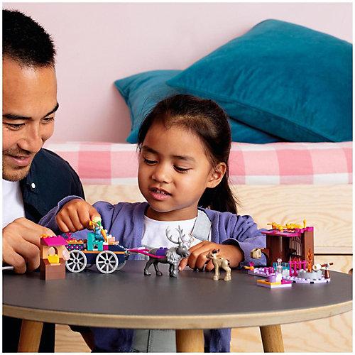 Конструктор LEGO Disney Princess 41166: Дорожные приключения Эльзы от LEGO