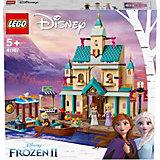 Конструктор LEGO Disney Princess 41167: Деревня в Эренделле