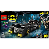 Конструктор LEGO Super Heroes 76119: Бэтмобиль: Погоня за Джокером