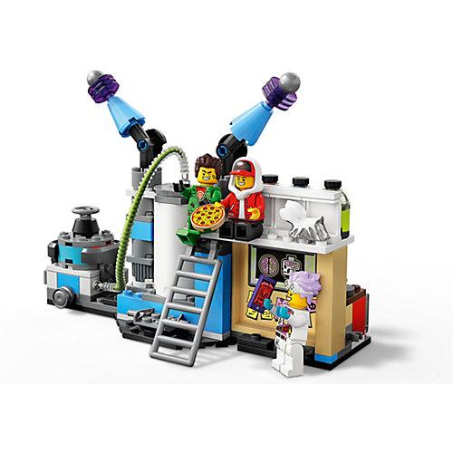"""Конструктор LEGO Hidden Side """"Лаборатория призраков"""", 173 детали, арт 70418 от LEGO"""