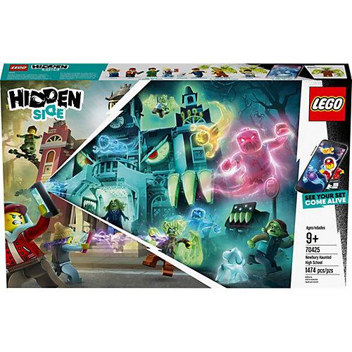 """Конструктор LEGO Hidden Side """"Школа с привидениями Ньюбери"""", 1474 детали, арт 70425 от LEGO"""
