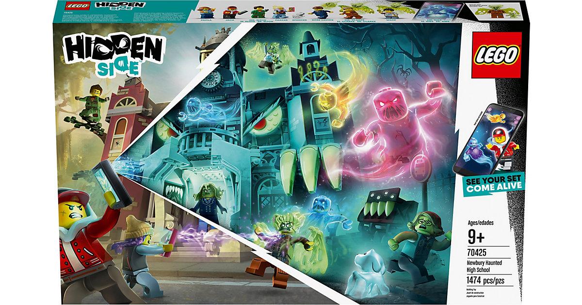 LEGO® Hidden Side 70425 Newbury´s spukende Schule bunt