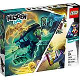 """Конструктор LEGO Hidden Side """"Призрачный экспресс"""", 697 деталей, арт 70424"""