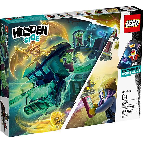 LEGO 70424 Hidden Side: Geister-Expresszug, LEGO Hidden Side