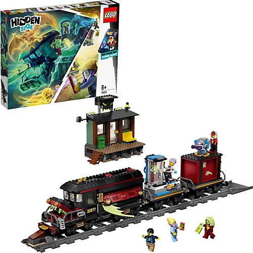 """Конструктор LEGO Hidden Side """"Призрачный экспресс"""", 697 деталей, арт 70424 от LEGO"""