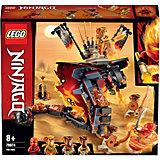 Конструктор LEGO Ninjago 70674: Огненный кинжал
