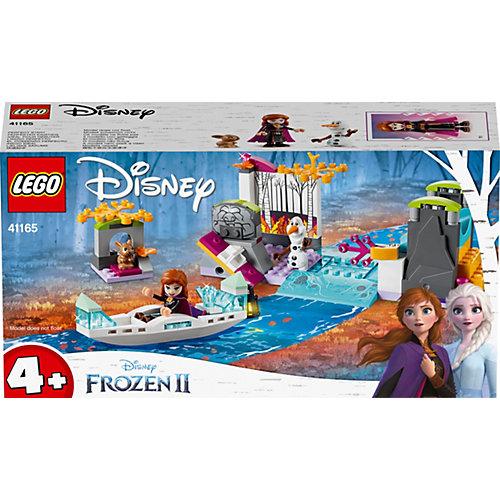 Конструктор LEGO Disney Princess 41165: Экспедиция Анны на каноэ от LEGO
