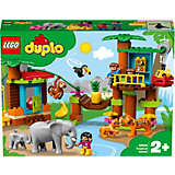 Конструктор LEGO DUPLO Town 10906: Тропический остров