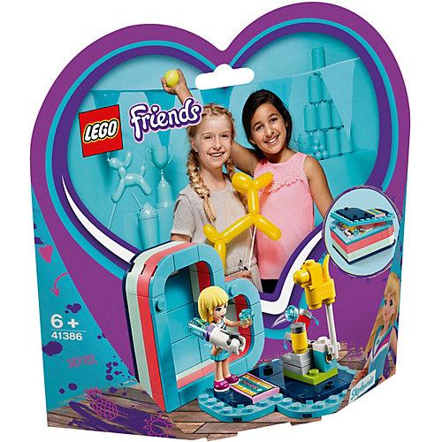Конструктор LEGO Friends 41386: Летняя шкатулка-сердечко для Стефани от LEGO