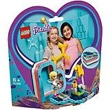 Конструктор LEGO Friends 41386: Летняя шкатулка-сердечко для Стефани