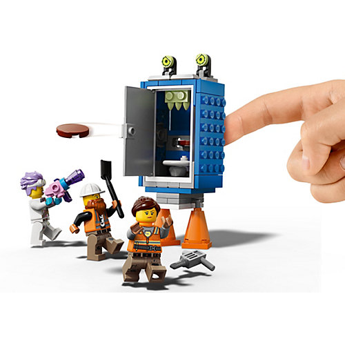 """Конструктор LEGO Hidden Side """"Автобус охотников за паранормальными явлениям"""", 689 деталей, арт 70423 от LEGO"""