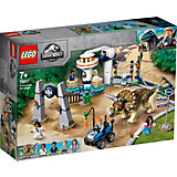 Конструктор LEGO Jurassic World 75937: Нападение трицератопса