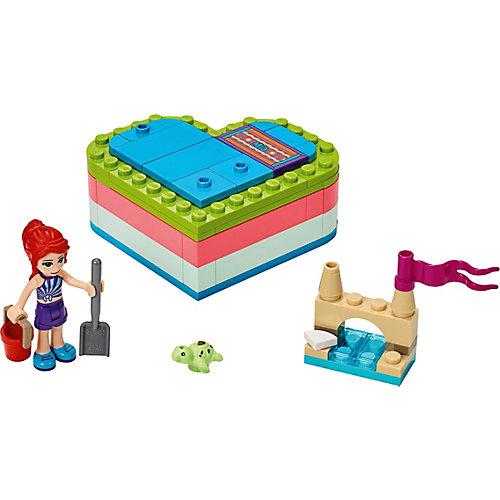 Конструктор LEGO Friends 41388: Летняя шкатулка-сердечко для Мии от LEGO