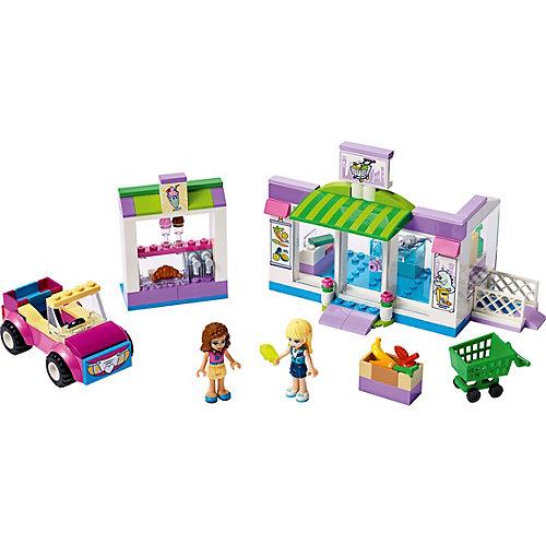 Конструктор LEGO Friends 41362: Супермаркет Хартлейк Сити от LEGO
