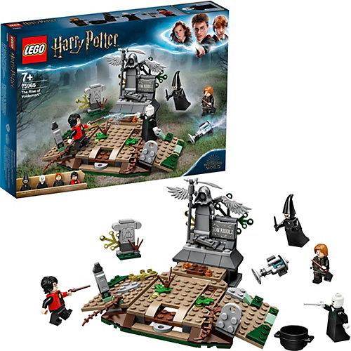 """Конструктор LEGO Harry Potter """"Возвращение Лорда Волан-де-Морта"""", 184 деталей, арт 75965 от LEGO"""