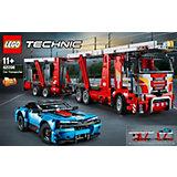 """Конструктор LEGO Technic """"Автовоз"""", 2493 детали, арт 42098"""