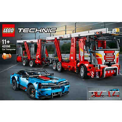 LEGO 42098 Technic:  Autotransporter
