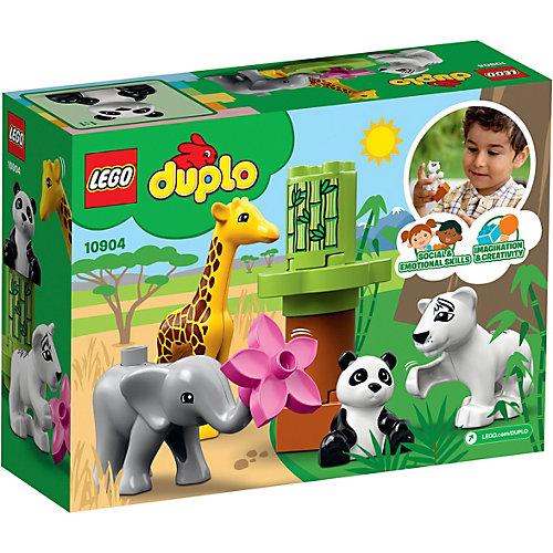 Конструктор LEGO DUPLO Town 10904: Детишки животных от LEGO