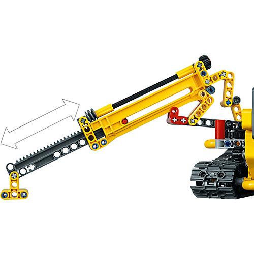"""Конструктор LEGO Technic """"Мостовой кран"""", 920 деталей, арт 42097 от LEGO"""