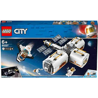 LEGO 60227 City: Mond Raumstation