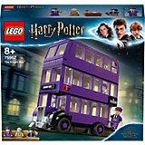 """Конструктор LEGO Harry Potter 75957: Автобус """"Ночной рыцарь"""""""