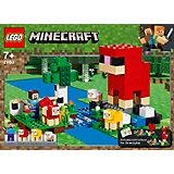 "Конструктор LEGO Minecraft ""Шерстяная ферма"" 21153"