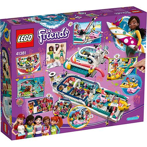 """Конструктор LEGO Friends """"Катер для спасательных операций"""", арт 41381_1 от LEGO"""