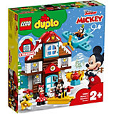 Конструктор LEGO DUPLO Disney 10889: Летний домик Микки