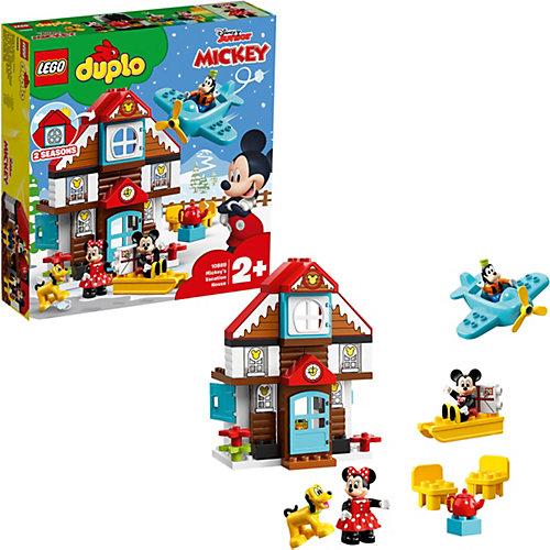 Конструктор LEGO DUPLO Disney 10889: Летний домик Микки от LEGO