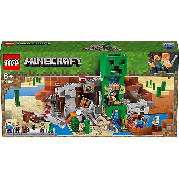 LEGO 21155 Minecraft™: Die Creeper™ Mine, Minecraft
