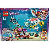"""Конструктор LEGO Friends """"Спасение дельфинов"""", арт 41378_1"""