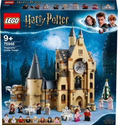 LEGO® Harry Potter™ 75948 Hogwarts™ Uhrenturm, Harry Potter